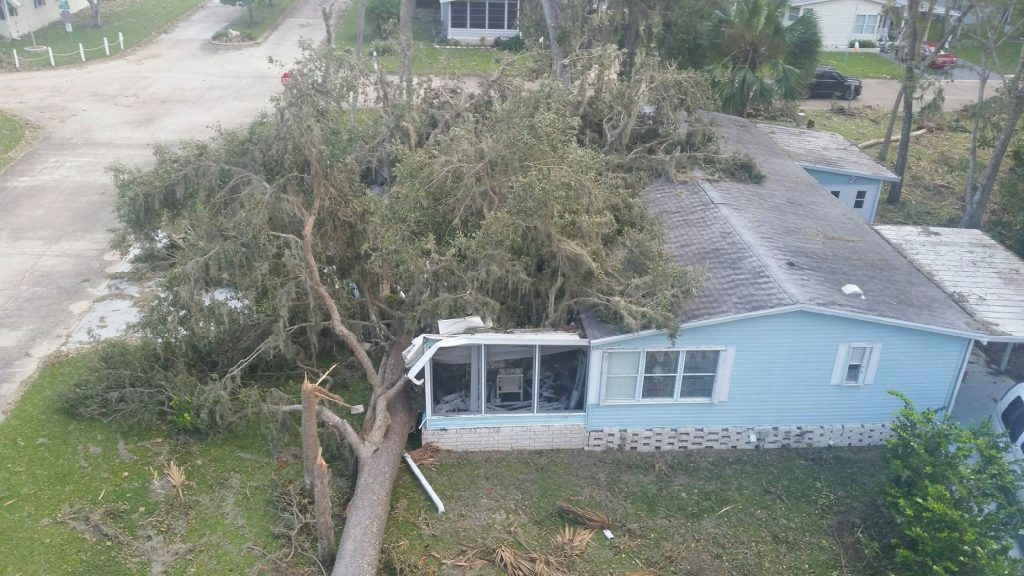 mobile homes, hurricane matthew, property management company, mobile home property management