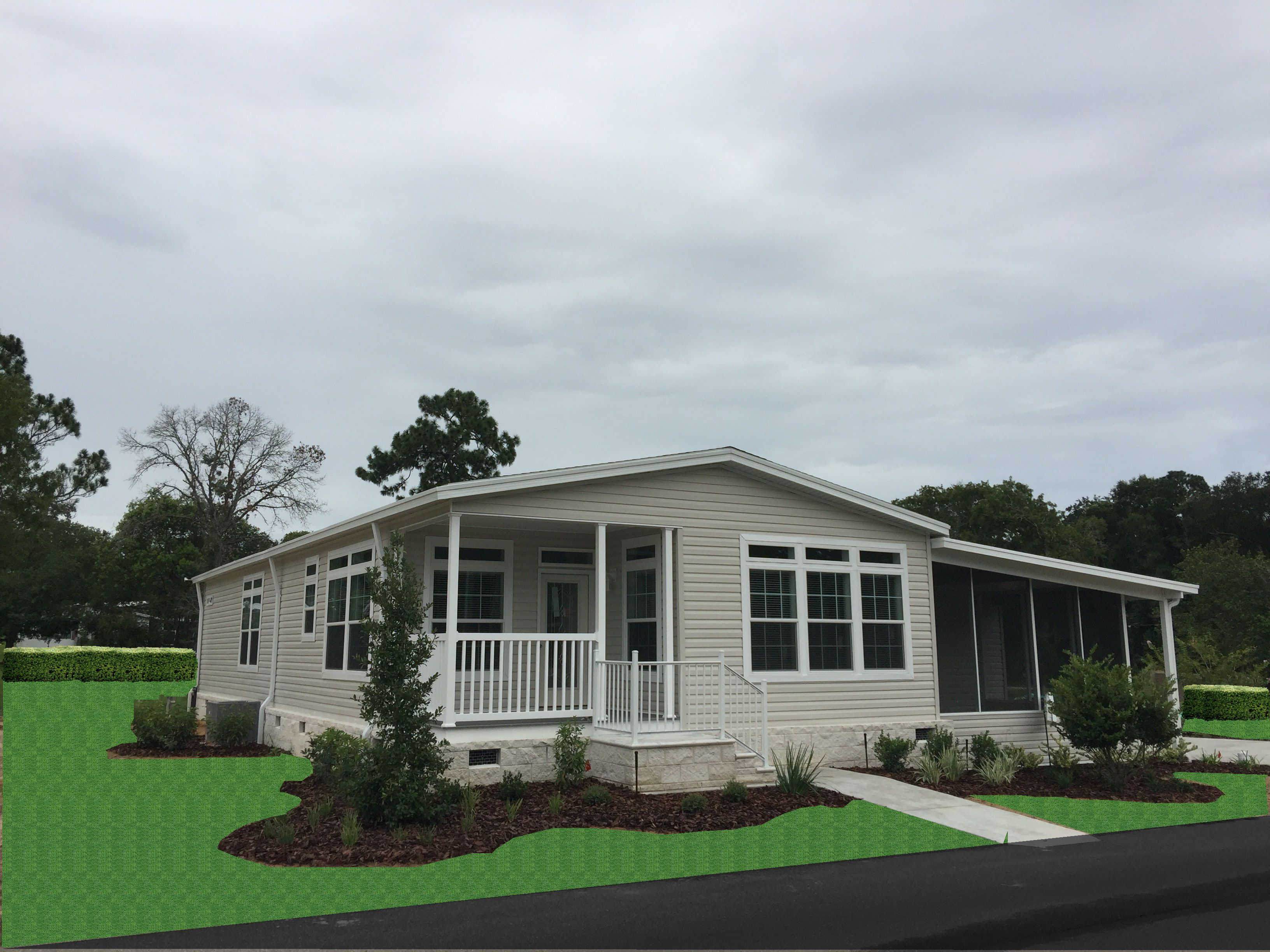 Manufactured home loans, manufactured home financing