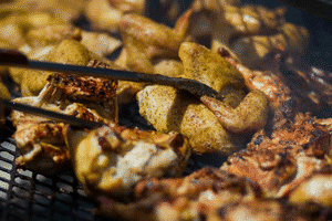 TURNING ON THE HEAT… ON THE GRILL THAT IS!